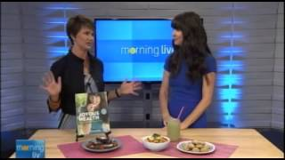 Digestion and healthy living tips on Morning Live.