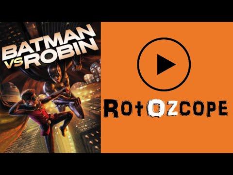 "Download ROTOZCOPE - 5N52 : ""Batman VS Robin"" (2015)..."