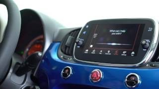 Fiat 500 Mirror | Apple CarPlay: Maps