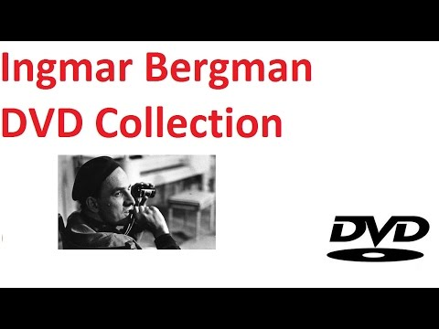 Ingmar Bergman DVD Collection