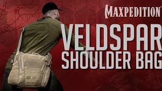 MAXPEDITION Advanced Gear Research VELDSPAR Crossbody Shoulder Bag