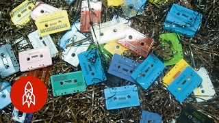 Throwback on a Comeback: The Last Cassette Tape Factory