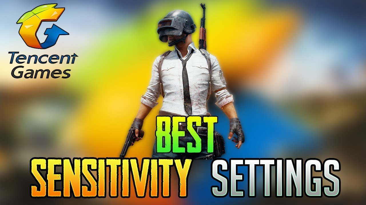 Tencent Gaming Buddy Best Sensitivity Settings