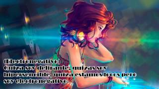 [V4 Español] Electronegative [Kaito & Gakupo]