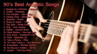 90's Best Acoustic Songs Vol. 1