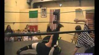 RWA Hype Match 2 Mac Madness -vs- Kenny Roberts