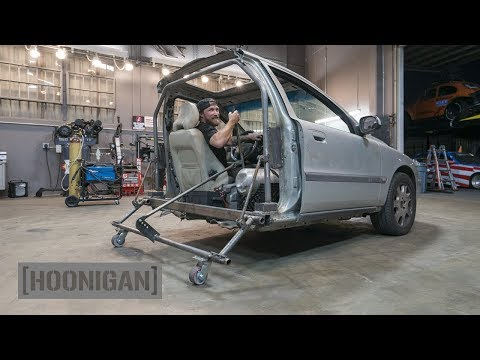 Ready For Mayhem - Volvo Caster Car Build [Pt. 3] //DT251