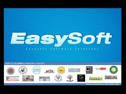 EasySoft Software Solutions - Opening Logo