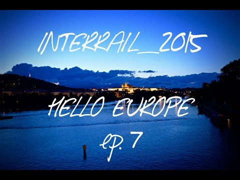 Prague | Hello Europe - ep. 7 InterRail 2015