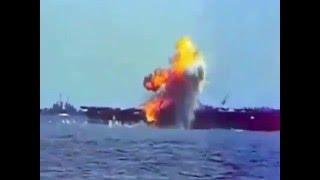 Атаки камикадзе на корабли США