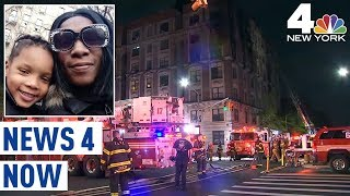 Mom, 4 Kids & Stepson Killed in Tragic Harlem Cooking Fire   News 4 Now