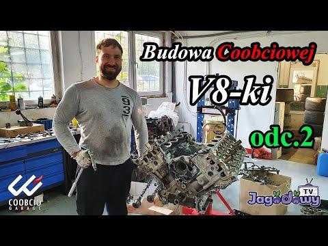 Coobcio Garage - Budowa Coobciowej V8-ki Odc.2