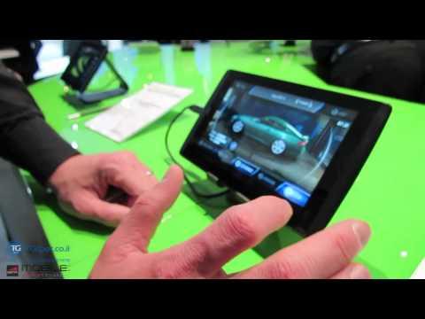 Nvidia Tegra K1 and Tegra Note