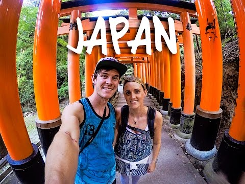 Tokyo | Joyopolis | Mount Fuji | Kyoto | Osaka | Universal Studios: Kinging-It Japan - Vlog Ep. 6