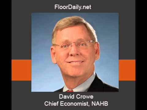 FloorDaily.net: David Crowe with NAHB Discusses Remodeler Index and Home Building Outlook for 2014