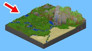 Minecraft Worlds USED to Look Like This...