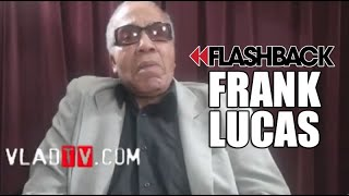 Frank Lucas on Relationship with Bumpy Johnson (Flashback)