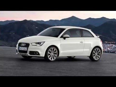 2017 audi a1 premium interior exterior youtube. Black Bedroom Furniture Sets. Home Design Ideas