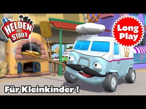 """Die Helden der Stadt 1-2 – Long Play """"Bundle07"""" Für Kleinkinder"""