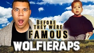 WOLFIERAPS - Before They Were Famous - Youtuber