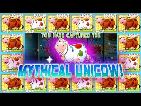LIVE UNICOW JACKPOT!!! 600+ Spins NEW INVADERS ATTACK FROM PLANET MOOLAH!!! 1c SG WMS Slot