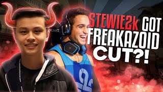 STEWIE GOT FREAKAZOID CUT?? ROAD TO GLOBAL #28