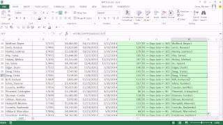 Excel Magic Trick 1133: Aging Accounts Receivable Reports: PivotTable & Unique Identifier