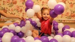 Шарики Сердце из воздушных шаров  Heart from balloons