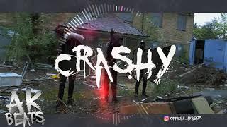 Crashy - Bandokay, Double Lzz, SJ Drill Type Beat | Prod. AKBeats
