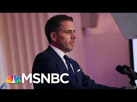 Why Joe Biden Should Refer Questions On Hunter...To Hunter | Morning Joe | MSNBC
