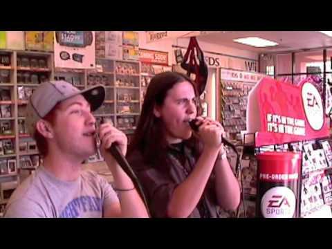 Hinder On Singstar Live At Gamestop 06