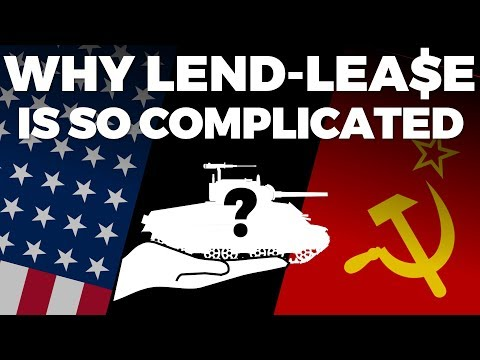 Why determining the Impact of Lend-Lease is so complicated