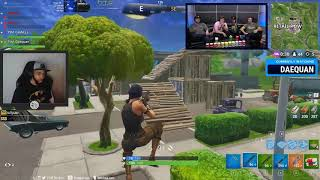 Aimbotcalvin & King Richard vs TSM Daequan & TSM Camills | Friday Fortnite Week 5 | Losers Finals