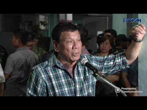 Press Conference - Cagayan de Oro City 3/3/2017