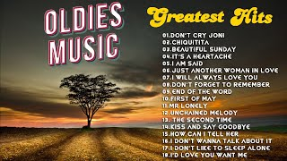 Greatest Oldies Songs Of 60's 70's 80's - Best Oldies But Goodies - 60s 70s 80s 90s live concert