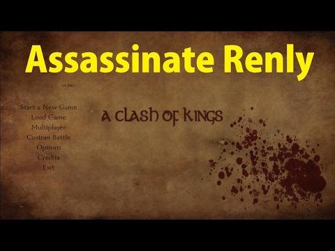 ACOK Renly Assassination Quest