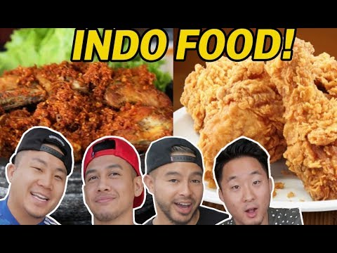 IS INDONESIAN FRIED CHICKEN THE BEST IN THE WORLD? w/ RICHIE & TAN // Fung Bros