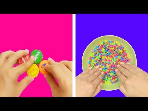 6 EASY MUST KNOW COASTERS AND BOWLS CRAFT IDEAS