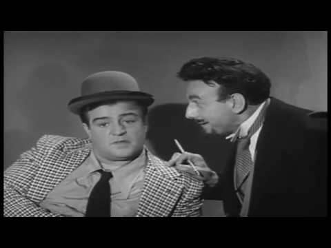 The Abbott and Costello Show - 013 - Peace and Quiet
