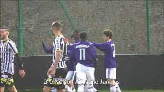 Andonline U21 Cup Charleroi - Anderlecht Penalty Azevedo