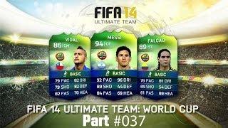 FIFA 14 | Lets Play Ultimate Team World Cup #037 - Was haltet ihr persönlich von Zeitspiel?