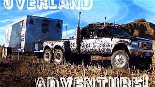 ESP RC | EPIC 38 TIRE ADVENTURE | 6X6, 4X4's & TRAILERS OFF-ROAD!