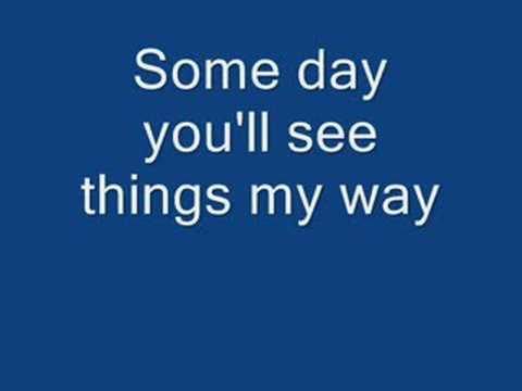 Limp Bizkit- My Way Lyrics