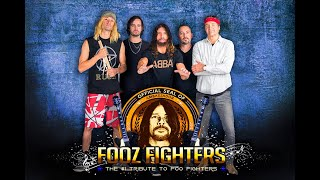 NSE-FOOZ FIGHTERS #1 Tribute to FOO FIGHTERS Dave Grohl NEAL SHELTON ENTERTAINMENT BOOKING