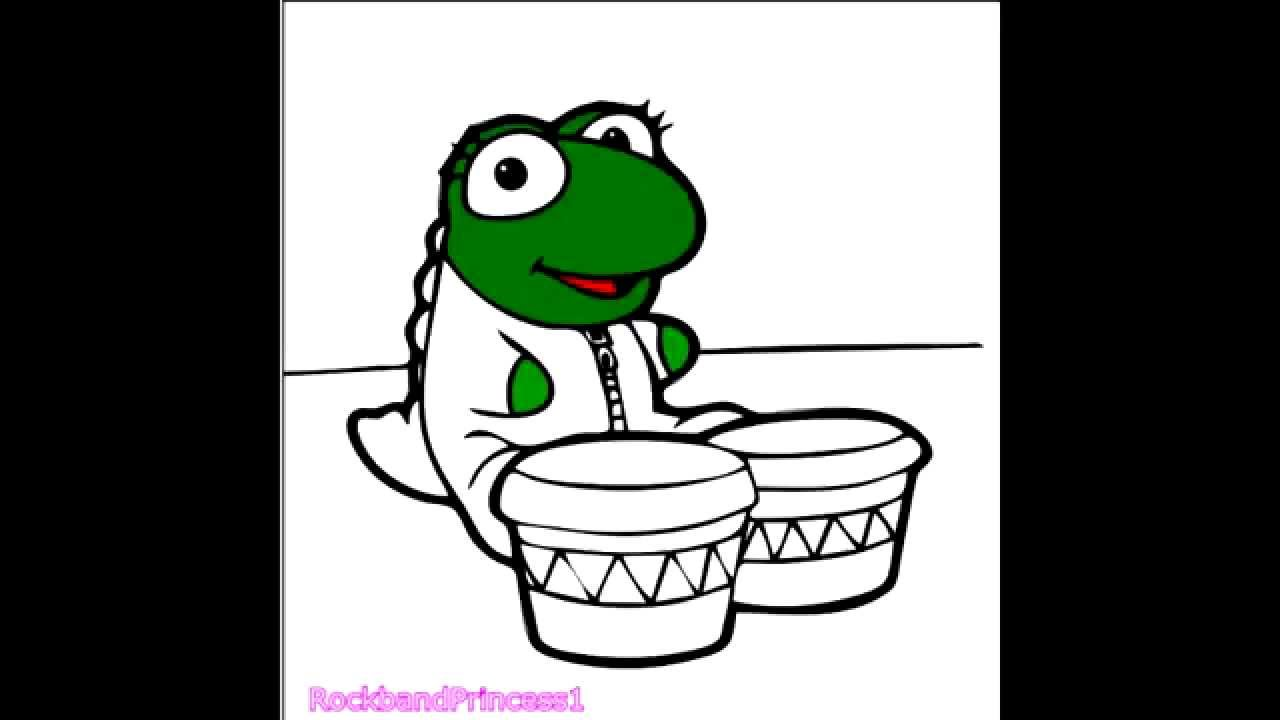 Dora And Friends Coloring Pages - YouTube