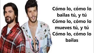 Sebastian Yatra & Juanes - Bonita (Letra / Lyrics)