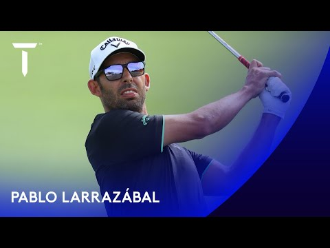 Pablo Larrazábal 69 Round 2 highlights | 2020 Alfred Dunhill Championship