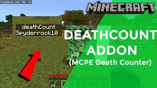 Top 3 MCPE Addons With CUSTOM BIOMES! More biomes in MCPE