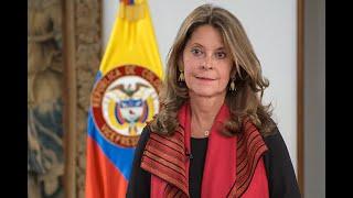 """""""Mi presidente Trump"""": el lapsus de Marta Lucía Ramírez en Estados Unidos"""