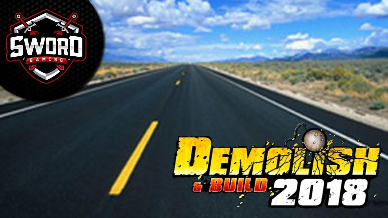 Yol Temizledik  I  Demolish and Build 2018  #2